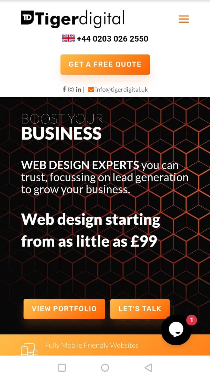 Our top favourite and best 15 DIVI features for building a website Tiger Digital Web Design