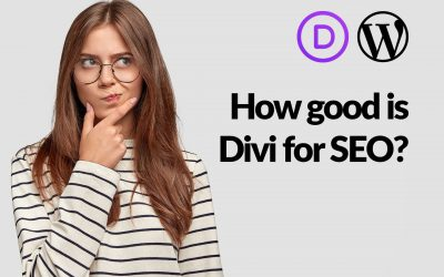 How good is Divi for SEO?