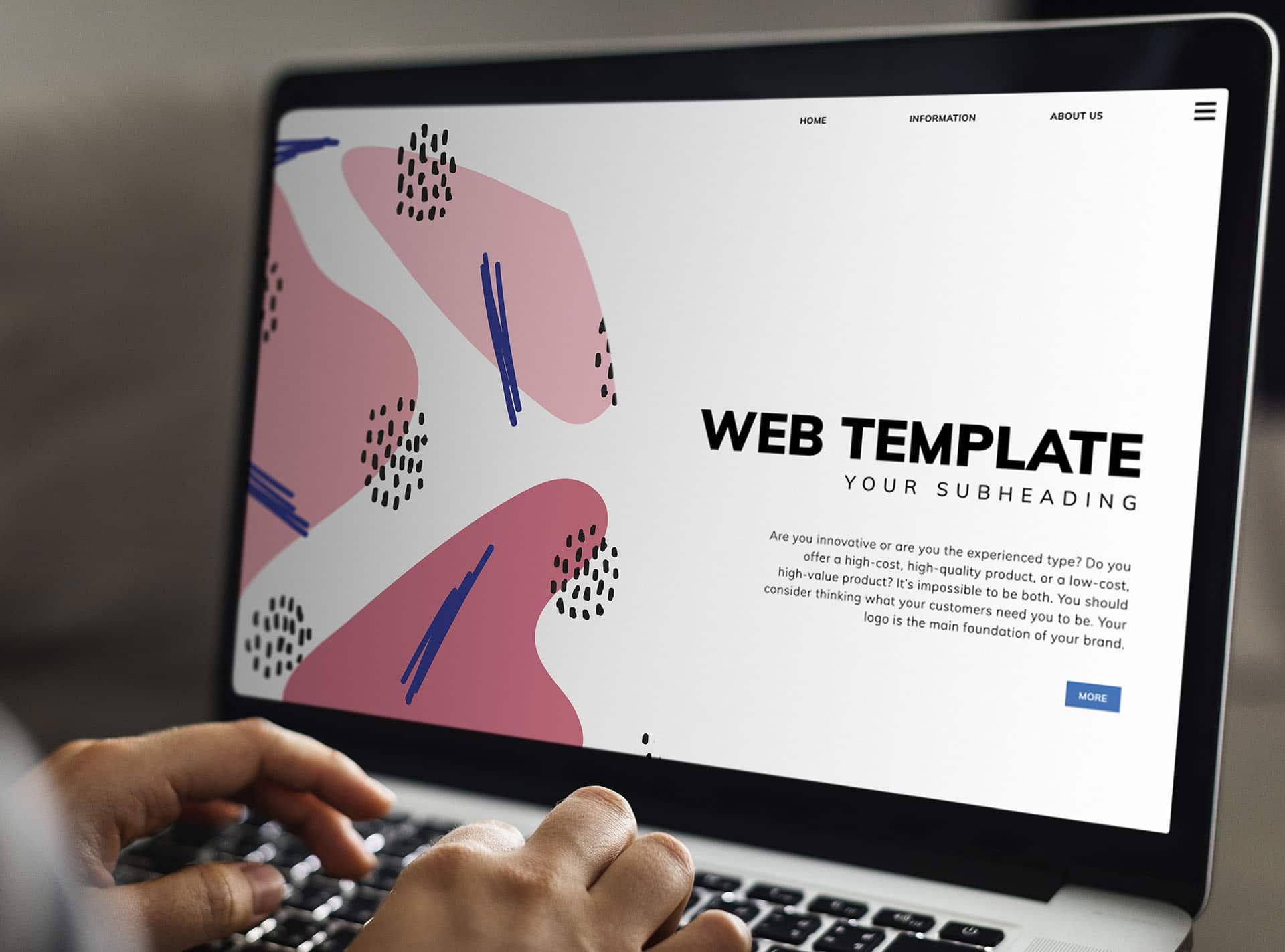 divi white label web design