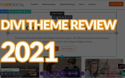 WordPress Elegant Themes – Divi Theme Review in 2021