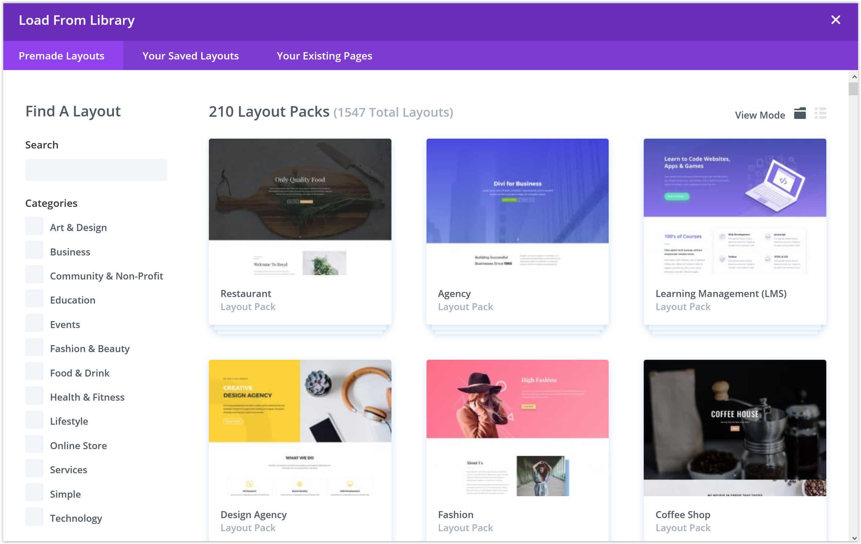 WordPress Elegant Themes - Divi Theme Review in 2021 Tiger Digital Web Design