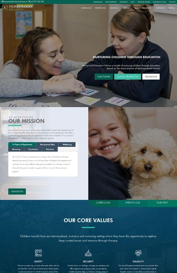 Home Tiger Digital Web Design