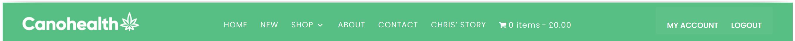 divi theme builder custom menu header - Divi eCommerce – Our Best eCommerce Design Layout (2020)