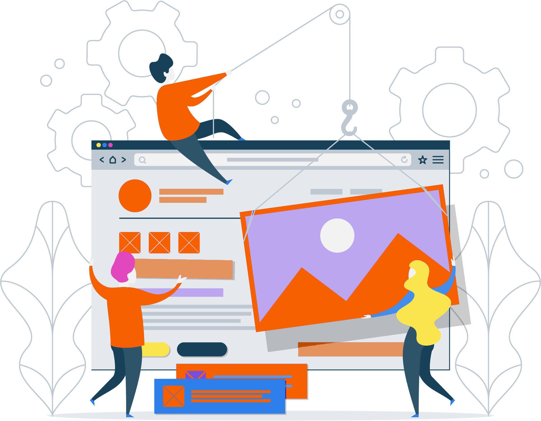 responsive web design surrey 2 - Website Design
