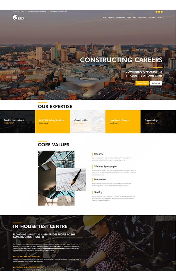 wordpress design portfolio cs - Web Design Wimbledon